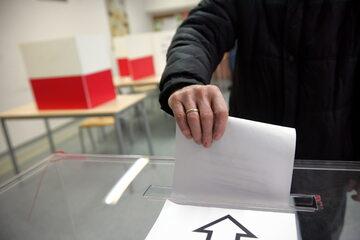 Głosowanie, wybory (zdj. ilustracyjne)