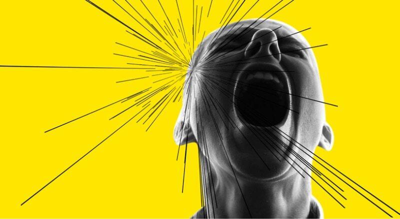 Gniew, zdj. ilustracyjne
