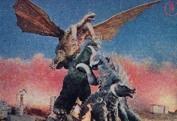Godzilla kontra Gigan