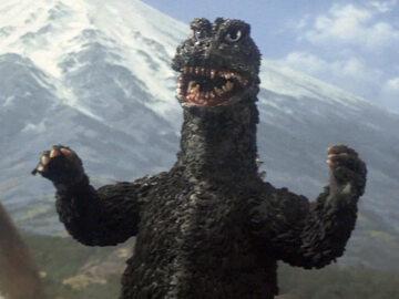 "Godzilla z filmu ""Destroy All Monsters"" (怪獣総進撃, 1968)"