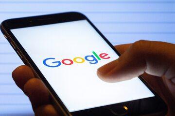 Google na smartfonie