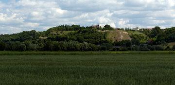 Góra Zamkowa w Starogrodzie
