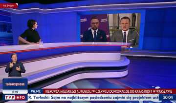 """""""Gość Wiadomości"""" z 15 września 2020"""