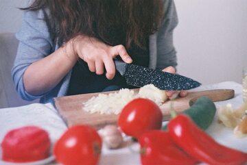 Gotowanie, zdjęcie ilustracyjne