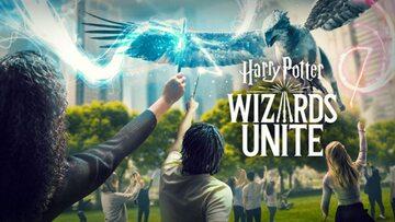 "Grafika promocyjna ""Harry Potter Wizards Unite"""