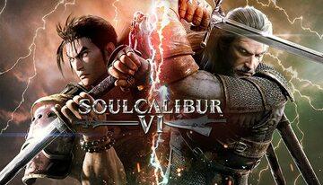 Grafika promująca grę Soul Calibur IV