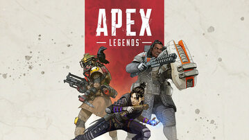 Grafika z Apex Legends