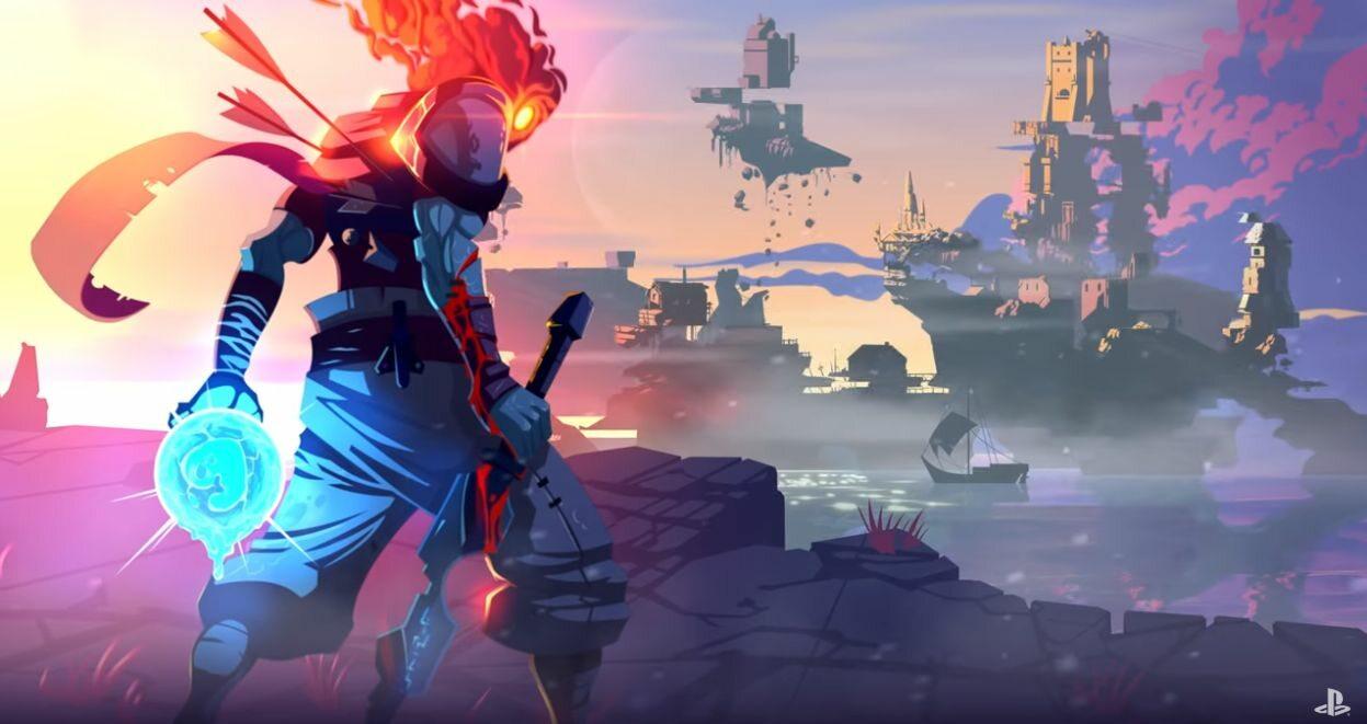 Grafika z gry Dead Cells