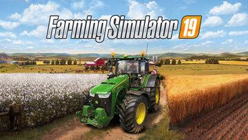Grafika z gry Farming Simulator