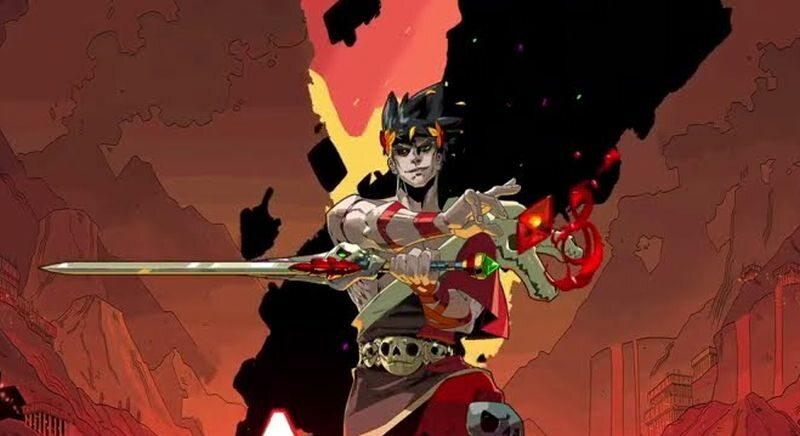 Grafika z gry Hades