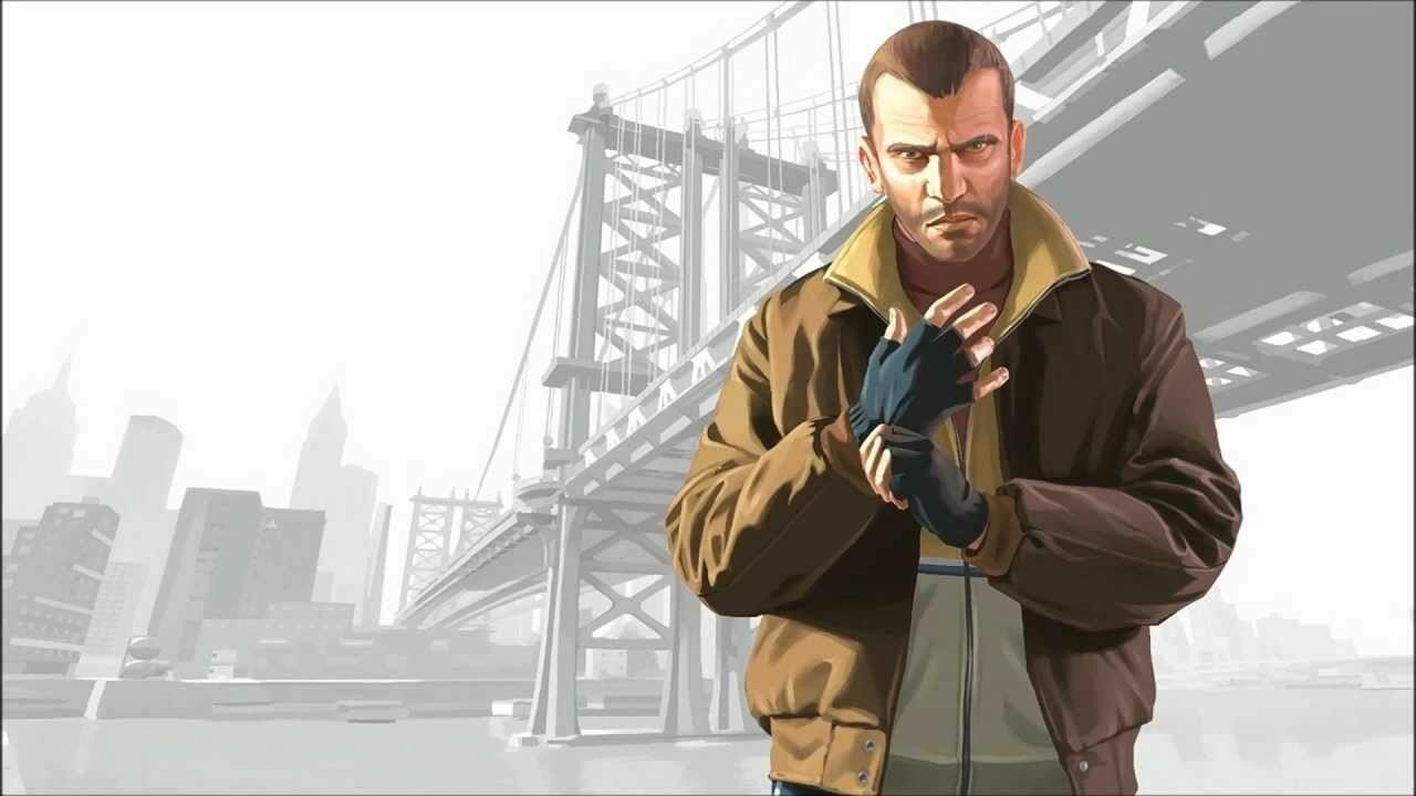 Grafika z GTA IV