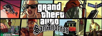 Grafika z GTA: San Andreas