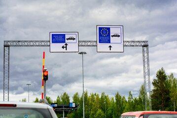 Granica Finlandii z Rosją