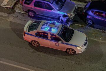 Grecka policja, zdjęcie ilustracyjne