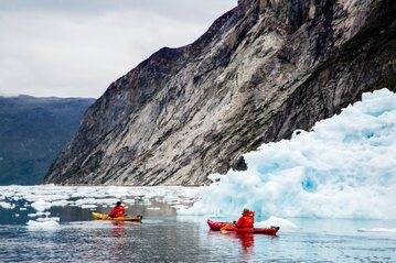 Grenlandia, zdjęcie ilustracyjne