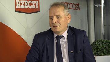 Grzegorz Biedroń, prezes Uzdrowiska Krynica - Żegiestów S.A.
