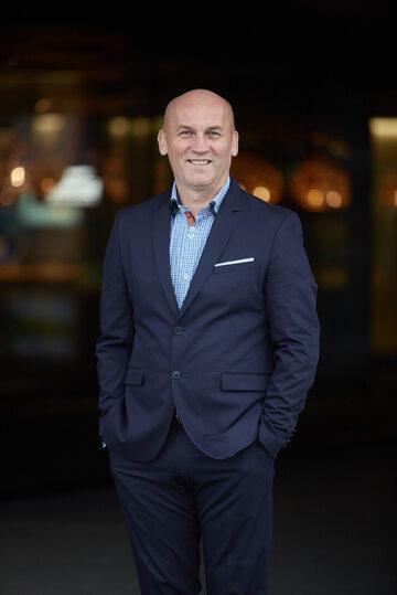 Grzegorz Chojnacki, prezes BZK Alco