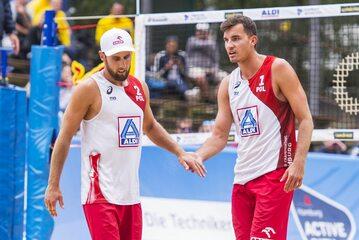 Grzegorz Fijałek i Michał Bryl