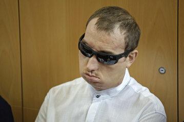 Grzegorz Galasiński 3 miesiące po operacji w 2013 roku