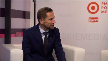 Grzegorz Muszyński - Wiceprezes Zarządu PFR Nieruchomości S.A.