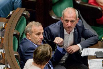 Grzegorz Schetyna, Sławomir Neumann