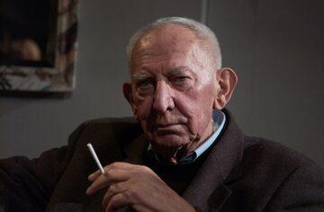 Gustaw Holoubek w 2006 roku