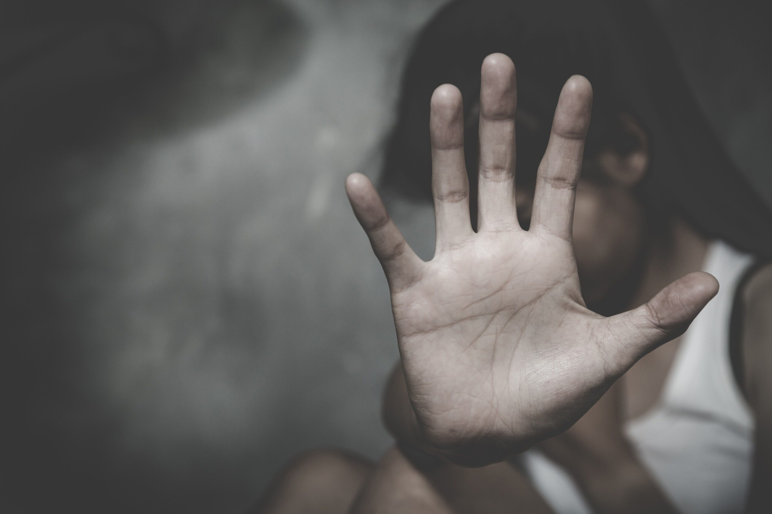 Gwałt, zdjęcie ilustracyjne