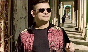 Gwiazda disco-polo Zenek Martyniuk