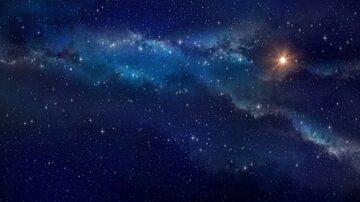 Gwiazda, niebo