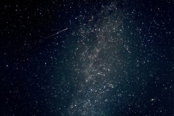 Gwiaździste niebo (zdj. ilustracyjne)