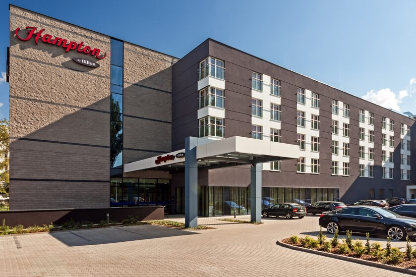 Hampton by Hilton Warsaw Airport