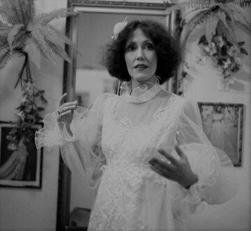 "Hanna Stankówna w serialu ""Jan Serce"" (1981)"