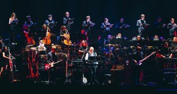 Hans Zimmer w towarzystwie orkiestry