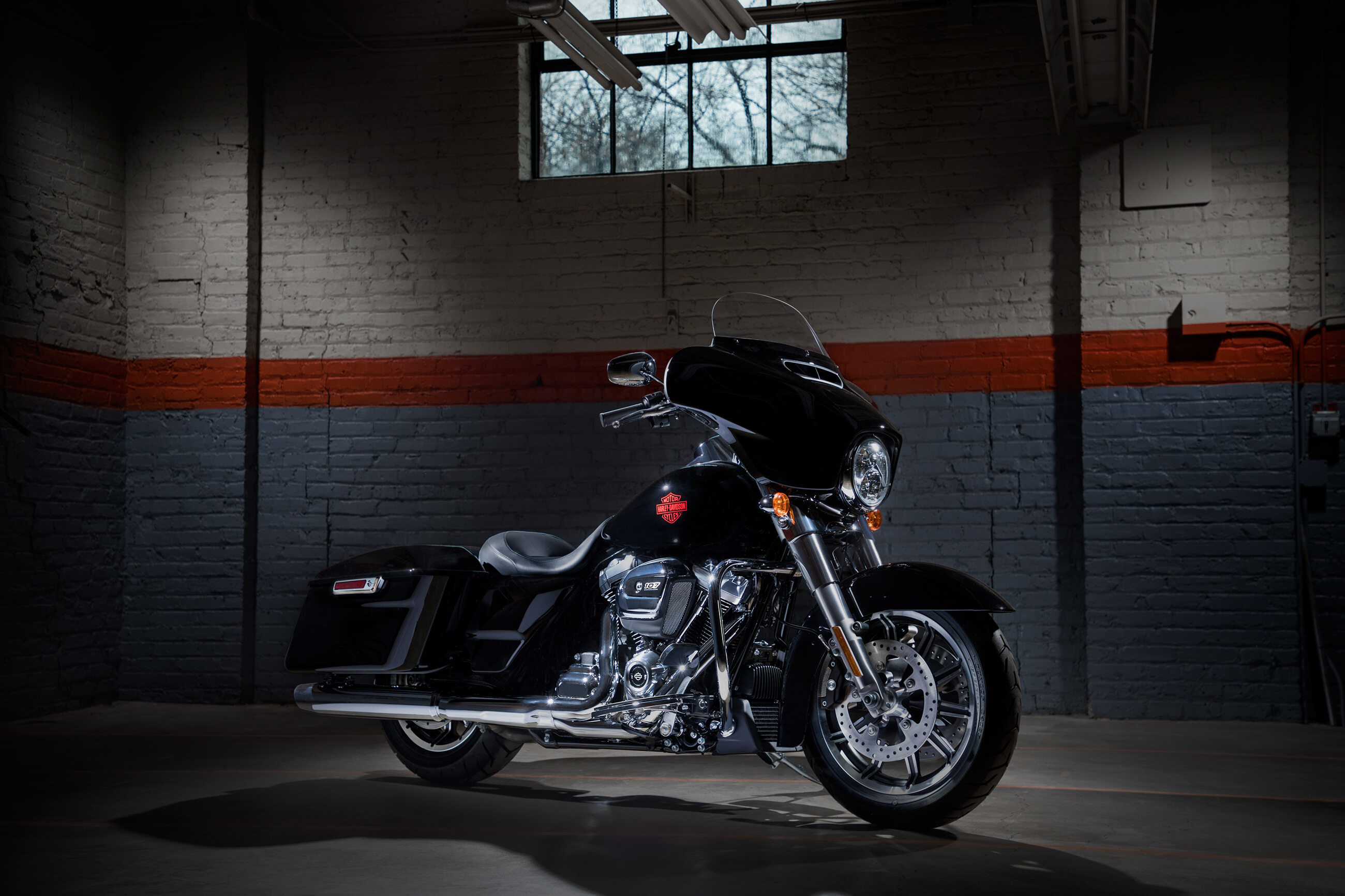 Harley-Davidson Electra Glide 2019