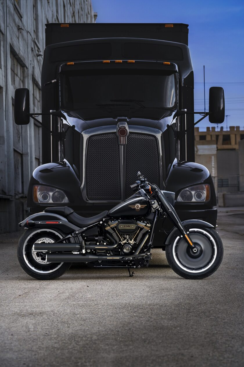 Harley-Davidson Fat Boy 30 Anniversary Edition