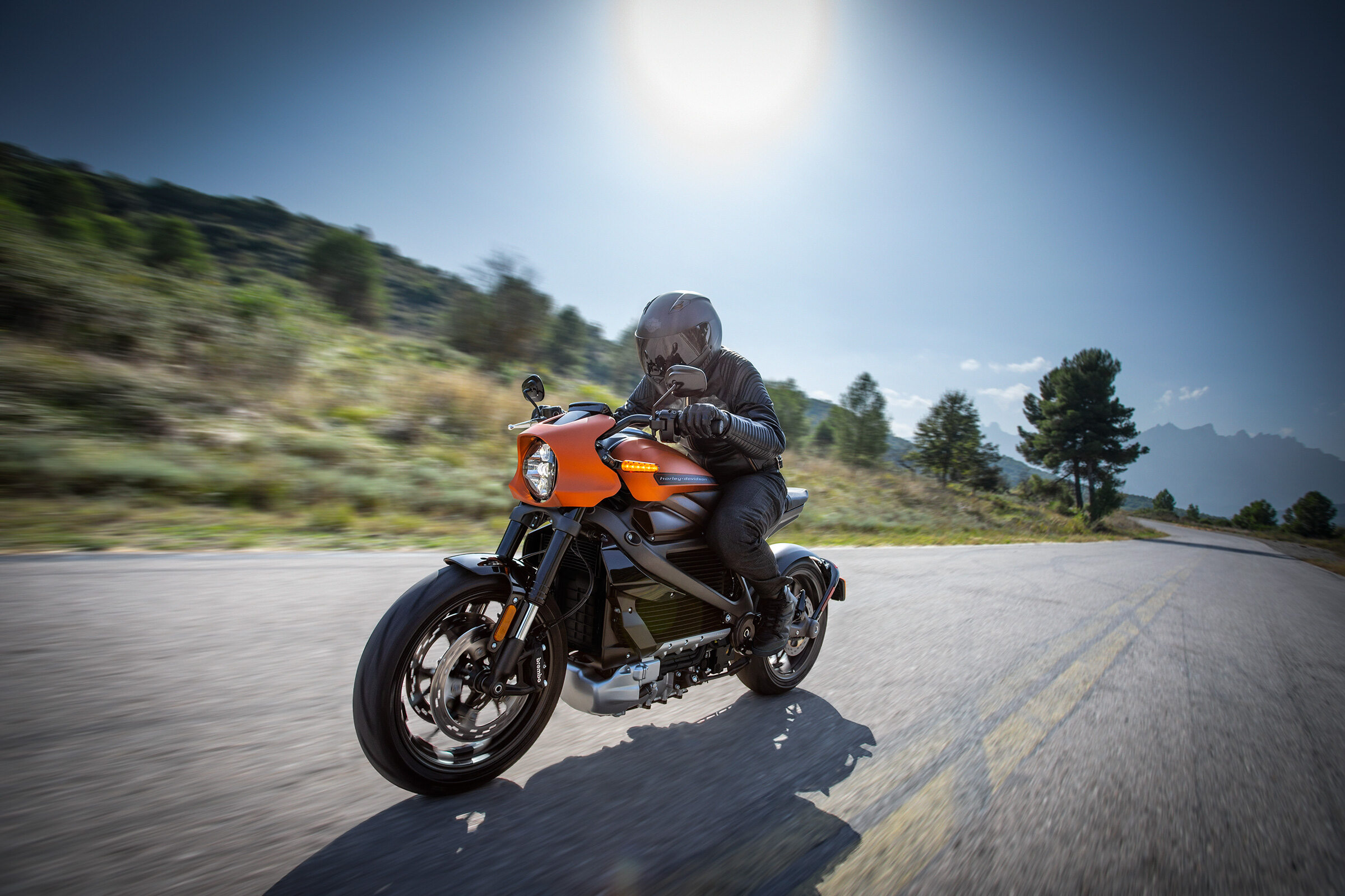 Harley-Davidson w Genewie