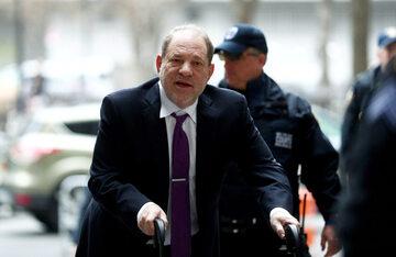 Harvey Weinstein Stracil Wzrok I Zeby Jak Wyglada Wideo