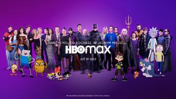 HBO Max w Polsce – plakat
