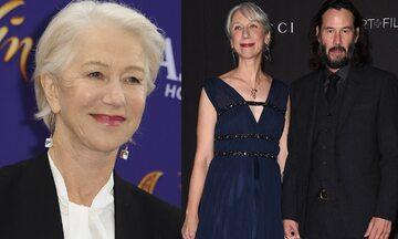 Helen Mirren, Alexandra Grant i Keanu Reeves