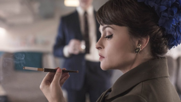 "Helena Bonham Carter w serialu ""The Crown"""