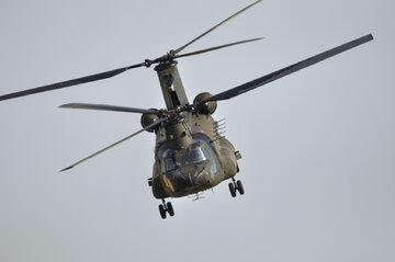 Helikopter, zdjęcie ilustracyjne