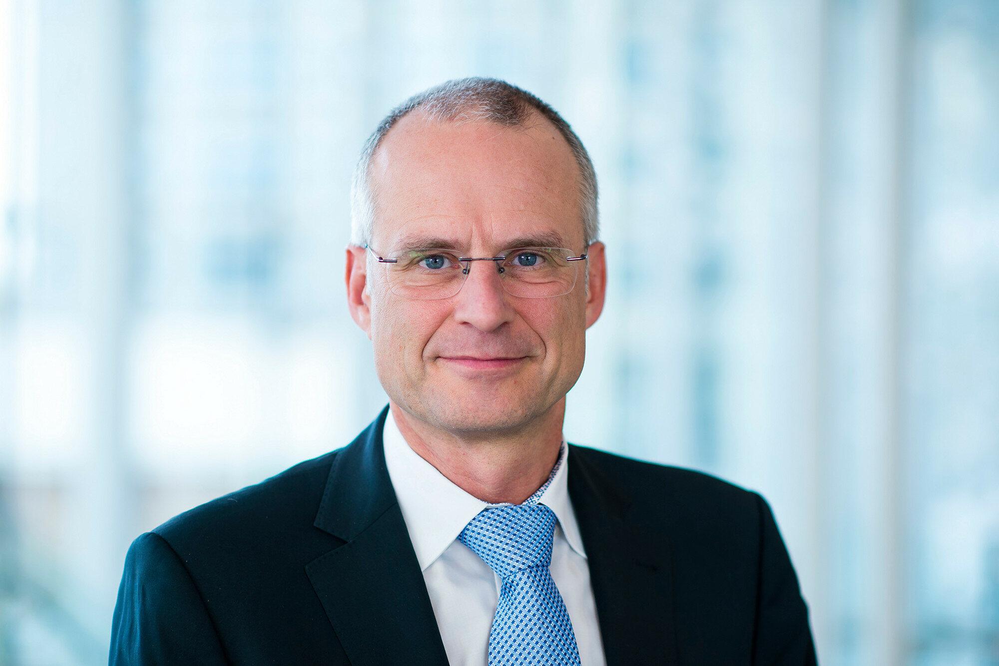 Henk Siebren de Jong, szef rynków międzynarodowych, Philips