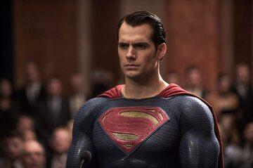 Henry Cavill jako Superman