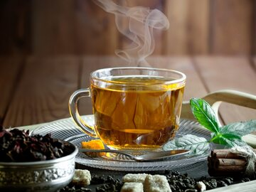 Herbata liściasta