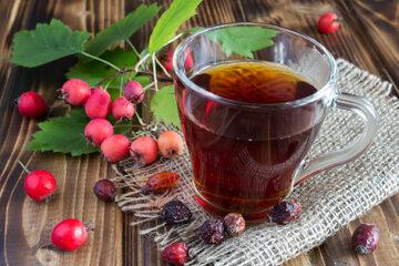 Herbata owocowa, zdjęcie ilustracyjne