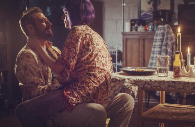 """Hilarie Burton i Jeffrey Dean Morgan w 10. sezonie serialu """"The Walking Dead"""""""