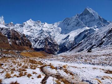 Himalaje, zdjęcie ilustracyjne