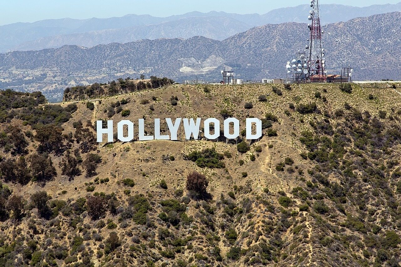 Hollywood, zdj. ilustracyjne