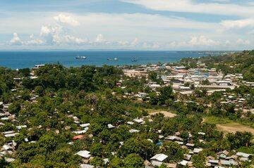 Honiara, stolica Wysp Salomona