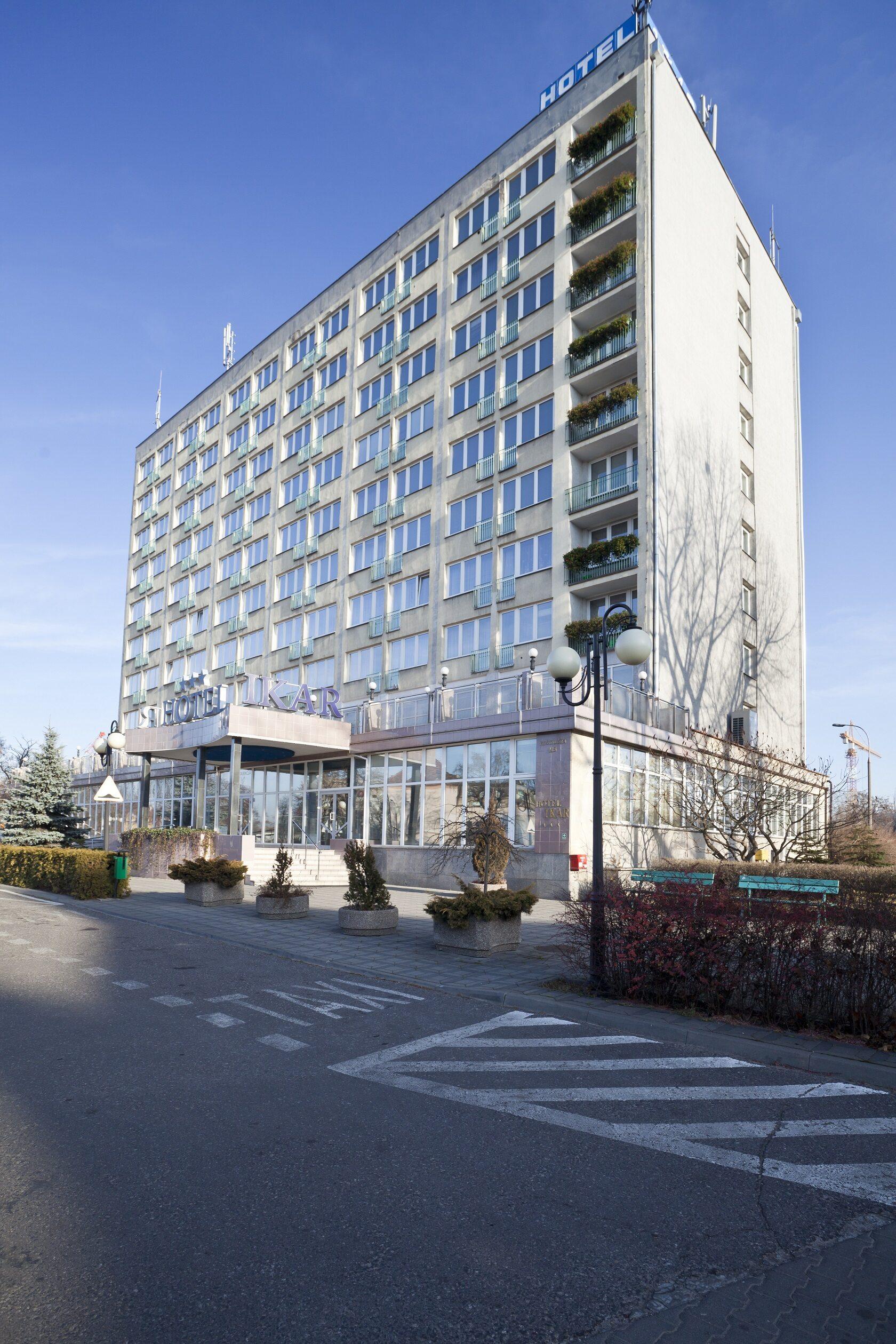 Hotel Ikar w Poznaniu